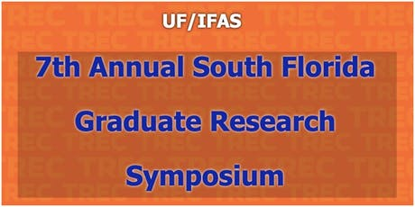7th Annual South Florida Graduate Research Symposium tickets