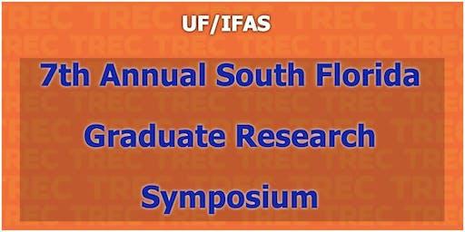 7th Annual South Florida Graduate Research Symposium