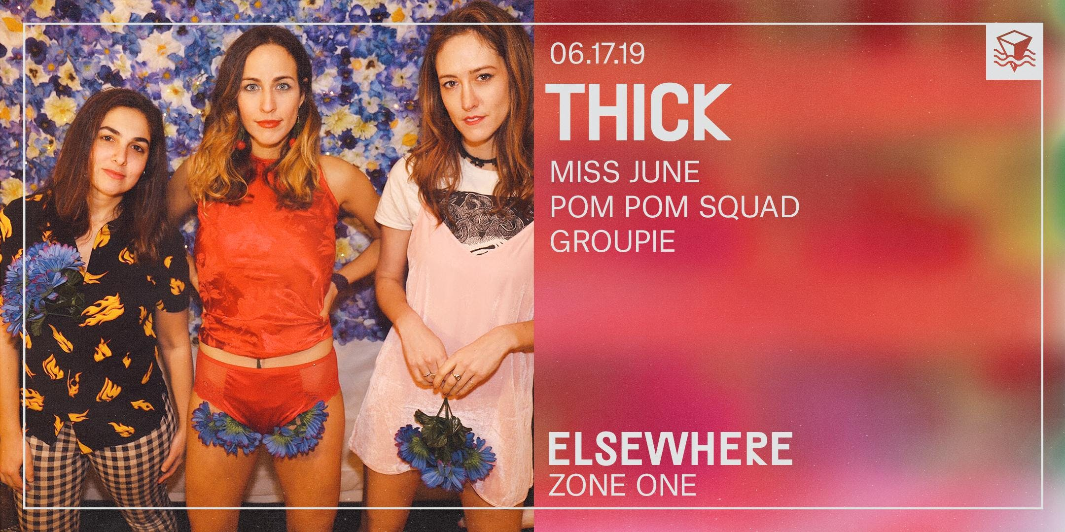 **Moved to Brooklyn Bazaar: THICK