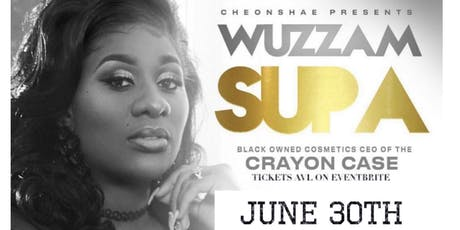 Wuzzam Supa Jackson Ms. tickets