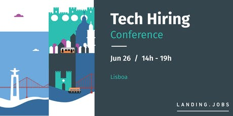TECH HIRING CONFERENCE - How Culture impacts your People Strategy bilhetes