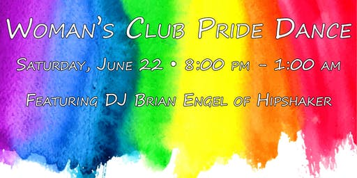 Woman's Club Pride Dance