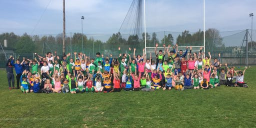 Wolfe Tones na Sionna GAA Summer Camp 2- July 23rd-26th