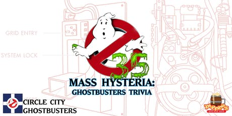 Mass Hysteria: Ghostbusters Trivia tickets