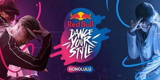 Red Bull Dance Your Style - Honolulu