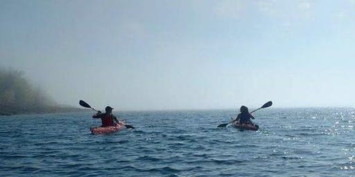 Guided Sea Kayak Tour (Morning)