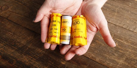 Intro To - Medium Format Film Photography & Photo Walk tickets