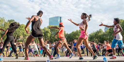 Healthworks Group Summer Series: Zumba on the Esplanade