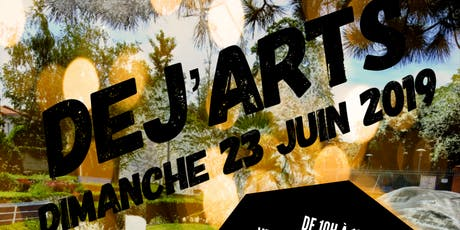 DEJ'ARTS tickets