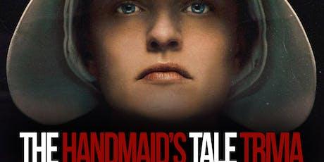 Handmaid's Tale Trivia at Bombshell Beer Company tickets