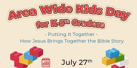 Area Wide Kids Day tickets