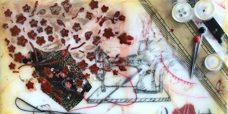 Encaustic Collage Class tickets