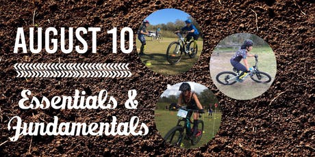 AJ'S MOUTAINBIKE BICP SKILLS: ESSENTIALS & FUNDAMENTALS tickets