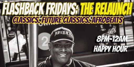 ON HIATUS: Flashback Fridays NYC: Harlem's #1 Throwback Party
