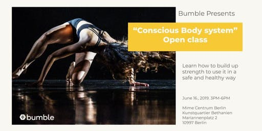 Conscious Body system. Open class