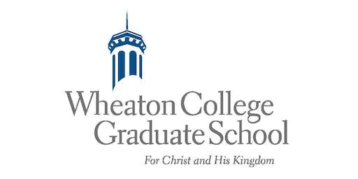 Digging Deeper into Wheaton Programs Luncheon