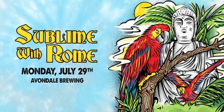 Sublime with Rome w/ Common Kings, Serenation tickets