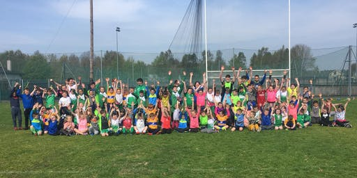 Wolfe Tones na Sionna GAA Summer Camp 3- August 13th-16th
