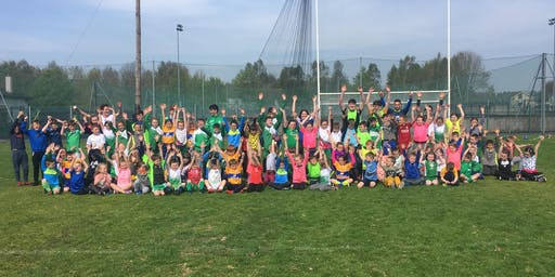 Wolfe Tones na Sionna GAA Summer Camp 1- July 16th-19th