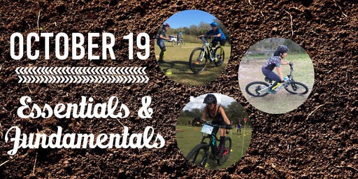 (4 SPOTS LEFT) BEGINNER | FUNDAMENTALS to MOUTAINBIKING