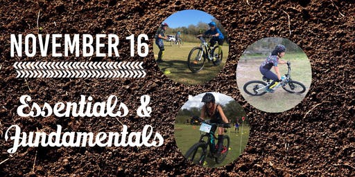 AJ'S MOUTAINBIKE BICP SKILLS: ESSENTIALS & FUNDAMENTALS
