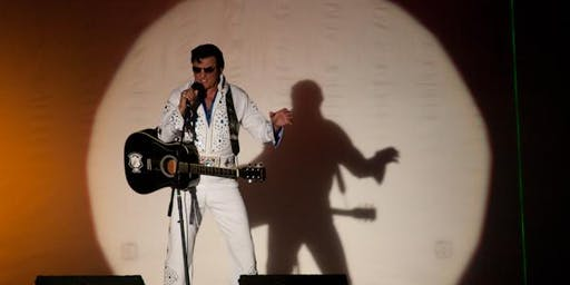 Jimmy W. Johnson, The Spirit of Elvis, Saturday, September 7, 2019