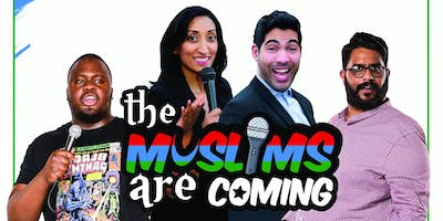 The Muslims Are Coming : Coventry