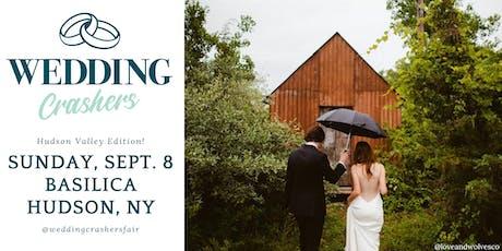 Wedding Crashers Hudson Valley: Brooklyn's best wedding fair heads north tickets