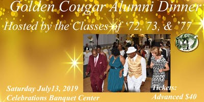 Golden Cougars Alumni Dinner