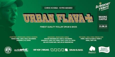 Urban Flava tickets