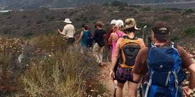 Fitness Hike at Little Sycamore