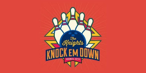 Knights Knock 'Em Down for Scholarships 2019