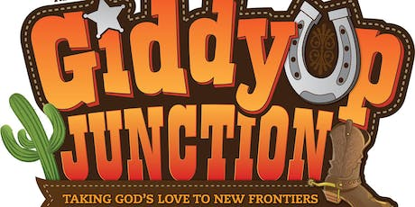 GiddyUp Junction VBS, July 29-Aug 3 tickets