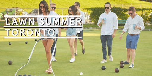 Toronto Leaside Week 3 - Social Tickets @ Lawn Summer Nights