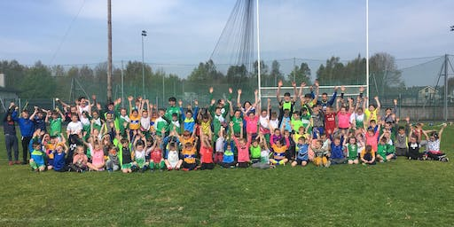 Wolfe Tones na Sionna GAA Summer Camp 4- August  20th-23rd