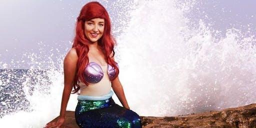 Fringe for Bairns: Ariel Meet & Greet