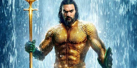 NYSoM Summer Movie Series: AQUAMAN tickets