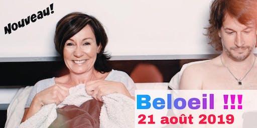 Le couple! BELOEIL 21 aout 2019  Josée Boudreault