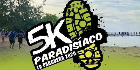 5K Paradisíaco 2020 entradas