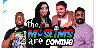 The Muslims Are Coming : Slough