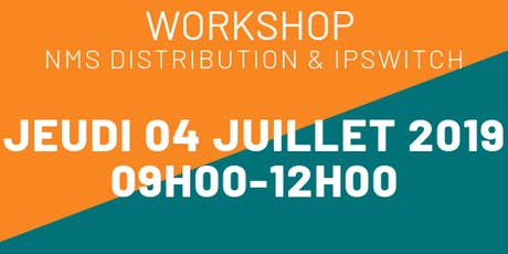 Workshop Ipswitch-Progress (only fro Pro - Reseller/Integrator) billets