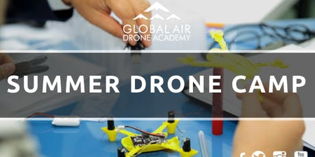 Summer Drone Camp by the Global Air Drone Academy - Redbridge, London tickets