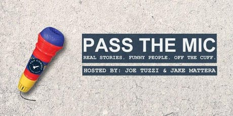 Pass the Mic tickets