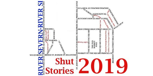 Shut Stories 2019 : walk two -  with storyteller Amy Douglas