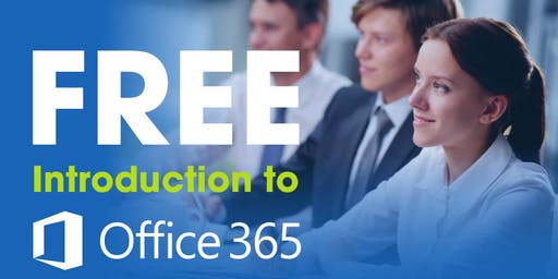 Free Introduction to Office 365 - July 2019