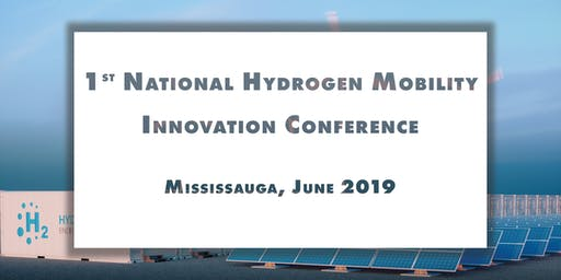 1st National Hydrogen Mobility Innovation Conference