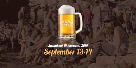 OktoberWest 2019 tickets