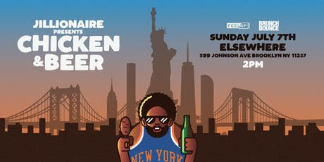 Chicken & Beer @ Elsewhere (Rooftop) tickets