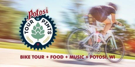 Potosi Tour de Pints tickets