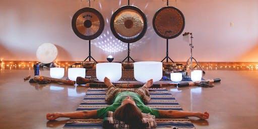 Sound Bath Sanctuary @ Rasa Flow Yoga, North Vancouver
